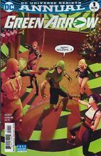 Green Arrow Annual #1 Cover A 1St Print Rebirth