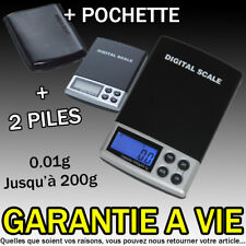 EQUILIBRIO DE LA PRECISIÓN DIGITAL ELECTRÓNICA 0.01gr 200g PESA LETRA JOYERO
