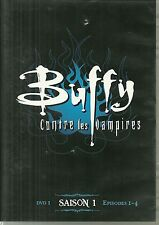 DVD - BUFFY CONTRE LES VAMPIRES / SAISON 1 - EPISODES 1 à 4