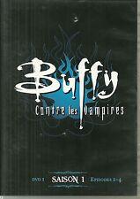 DVD - BUFFY CONTRE LES VAMPIRES / SAISON 1 - EPISODES 1 à 4