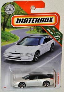 Matchbox 2019 #5 1995 Subaru SVX MOC MBX Road Trip #18 Mattel FYP26