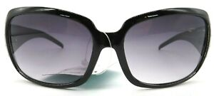 Foster Grant Women's Fashion Sunglasses Color Frame Black