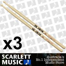 3x Vic Firth X55A American Classic Extreme Wood Tip Drum Sticks 55A Drumsticks