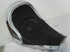 HARLEY SCREAMIN EAGLE CVO SOFTAIL SOLO SEAT CHROME SHELL BODY