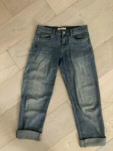 Banana Republic Blue Soft Jeans UK8