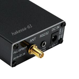PLL-GPSDO 10MHz Sinwave GPS DISCIPLINED OSCILLATOR + antenna + POWER supply