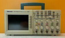 Tektronix Tds2024 For Parts Repair Digital Storage Oscilloscope Tested
