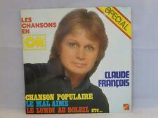 Claude François – Les Chansons En Or                 Disques Flèche – 6325 680