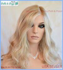Runway Waves Gabor Wigs Color GL 14-22 Sandy Blonde Beachy Wavy Authentic