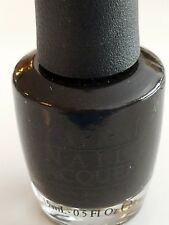 Opi Nail Polish Black Onyx (Nl T02) A Perfect Black Shade