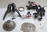 SHIMANO Dura-Ace R9100 2x11 speed Groupset kit  11-30T Road Bike From TAIWAN DHL