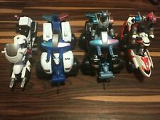 Power Rangers SPD ATV And Cycle Lot