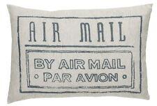 Kissen im Vintage -/Retro-Stil aus Baumwollmischung