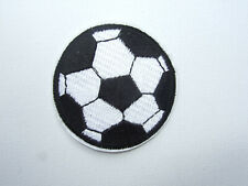 Football Iron/Sew on Applique Patch, Badge, Motif UK SELLER