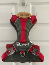 NWT Kurgo Journey Air Harness Red L
