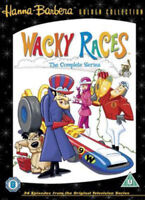 Wacky Races: Volumes 1-3 DVD (2006) cert U ***NEW*** FREE Shipping, Save £s