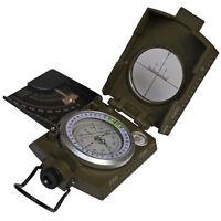 MFH ital.Kompass Orientierungshelfer Metallgehäuse mit Klinometer kleine Libelle