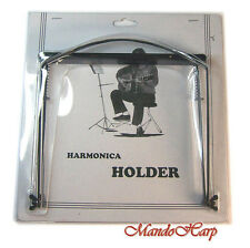 Harmonica Holder/Harness suits all Harmonica sizes NEW