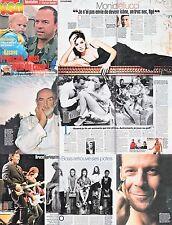 VSD FrankreichMonica Bellucci,Sean Connery,Bruce Springsteen,Bruce Willis