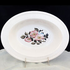 BRIAR ROSE Wedgwood Etruria Barlston OPEN VEGETABLE Oval NEW NEVER USED England