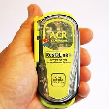 ACR RESQLINK + PERSONAL PLB EPIRB GPS | AUSTRALIAN CODED | EXPRESS POST OFFER