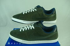 "New Mens 6 NIKE ""Zoom Classic SB"" Dark Army Green Suede SkateBoard Shoes $69"