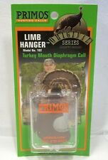 Primos Turkey Mouth Diaphragm Call #102 Limb Hanger w/2 Thin Prophylactic Reeds
