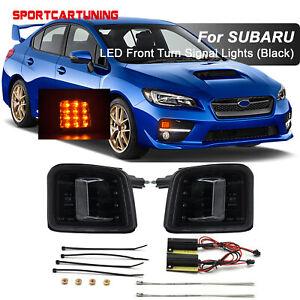 Corner Lights For Subaru Wrx Sti For Sale Ebay
