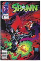 Spawn #1 VF-NM Image Comics 1992   Todd McFarlane Story & Art   YOU CHOOSE