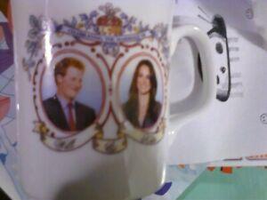 Rare Royal Wedding Misprint Error Memorabilia Collectible