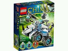 Lego Chima/70131 destructor's Rock Acelerador/raros ✔ Nuevo Y En Caja Nuevo Sellado ✔ ✔ Rápido P&P
