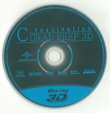 Fascination Coral Reef 3D (Blu-ray + 3D Blu-ray disc)
