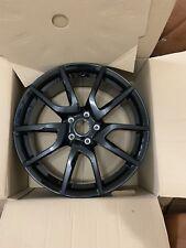 Gloss black Lotus evora 400 10 spoke alloy wheel 19 x 8j 5x114.3 centre bore 55