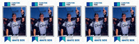 (5) 1993 SCD #62 Carlton Fisk Baseball Card Lot Chicago White Sox