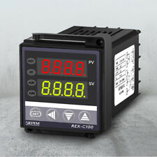 PID Temperature Controller REX-C100 0 To 400°C K Type Input Relay Output Device