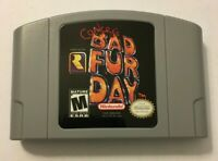 Conker's Bad Fur Day (Nintendo 64) - N64 US Version - Cartridge Only