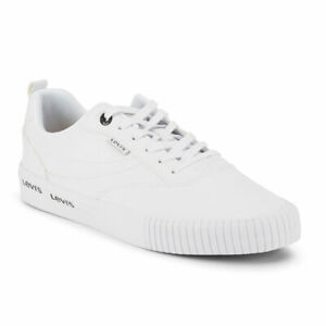 Levi's Mens Lance Lo Mono UL Fashion Vegan Synthetic Leather Lowtop Sneaker Shoe