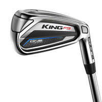NEW Cobra Golf King F9 One Length Irons 2019 Choose Shaft, Flex, Set Composition