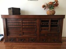 Japanese Antique Cabinets & Cupboards