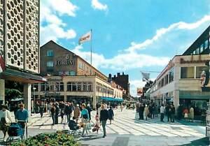 Postcard Sweden Uppsala
