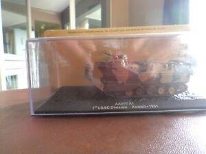Deagostini Diecast Model Tank AAVP7 A1  sealed