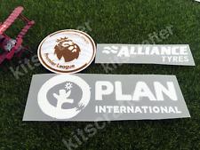 2016-2017 Premier League Champion Chelsea Soccer Patch Set Plan International