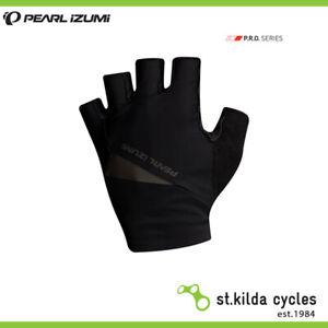 Pearl Izumi Pro Gel Fingerless Bike Gloves - Black