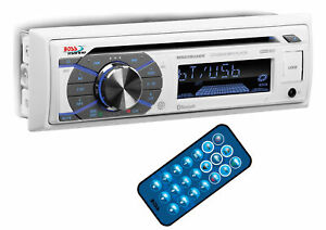Boss CD/MP3 Marine/Boat In-Dash Player USB/AUX SD Receiver+Bluetooth | MR508UABW