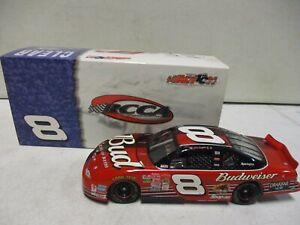 2002 Action Dale Earnhardt Jr Budweiser Clear 1/24 10/16