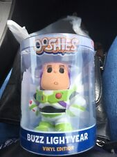Disney Pixar Toy Story 4 Ooshies Buzz Lightyear Series 1 Vinyl Edition Figure!