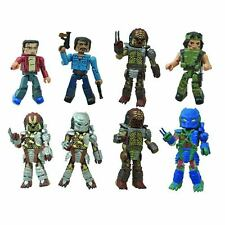 Predator Series 1 Minimates Blind Bag Counter Display Case of 18 - New in stock