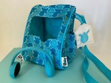 Hasbro - 2012 - Furby - Blue Carry Along Bag / Backpack / Case with Accessory