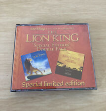 The Lion King Special Edition Double Pack CD Original Soundtrack