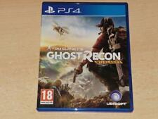 Tom Clancy's Ghost Recon Wildlands PS4 Playstation 4 **FREE UK POSTAGE**